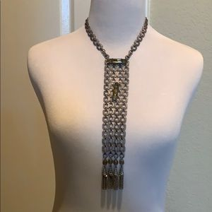 Jewelry - 🌺FINAL PRICE🌺Vintage 70's metal linked necklace
